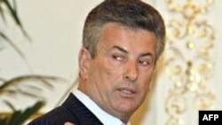 Голова Верховного суду України Василь Онопенко