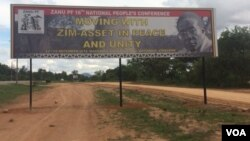 Sokulungiselelwe umhlangano webandla leZanu PF eMasvingo.