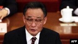 Ông Ngô Bang Quốc, người đứng đầu Quốc hội Trung Quốc đã gạt bỏ ý niệm chuyển qua chế độ dân chủ đa đảng