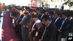 پیام تبریکی حامد کرزی به مناسبت عید اضحی
