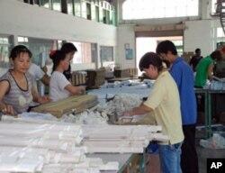 台商程丰原的广州厂房去年开始招工不足