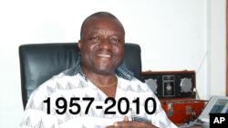 Pius Djawe, défunt PDG de Free Media Group