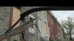 SAD: Baltimorsko povrće sa asfalta