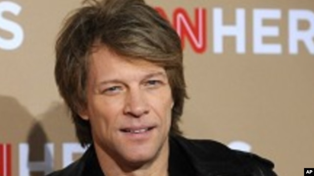 Jon Bon Jovi (file photo)