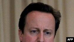 Thủ tướng Anh David Cameron nói rằng nước Anh sẽ không đưa bộ binh đến Libya