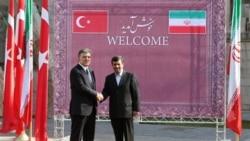 گسترش روابط ترکیه و ایران