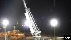 Jedna od rampi sa kojih su lansirane rakete u okviru projekta agencija NASA za istraživanje visinskih strujanja