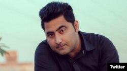 مشال خان کی فائل فوٹو