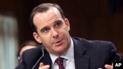Utusan khusus Presiden AS untuk koalisi anti ISIS, Brett McGurk (foto: dok).