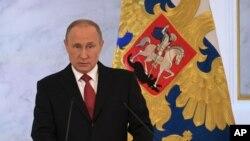 Ông Putin nhấn mạnh rằng mối quan hệ hữu nghị giữa hai siêu cường Nga-Mỹ là rất cần thiết cho ổn định toàn cầu.