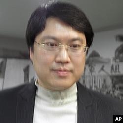 民进党发言人 林右昌