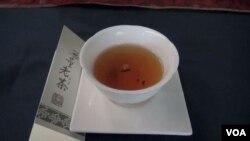 台灣茶葉今年以零關稅進入中國大陸銷售(視頻截圖)