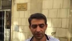 Leyla və Arif Yunusların məhkəməsinin qapısı qıfıllanıb, jurnalistlər buraxılmır
