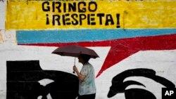 Venezuela aplicó restricciones a visados para estadounidenses.