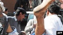 Pakistanda kamikadze hücumu