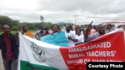 Abenhlanganiso yababalisi eyeAmalagamated Rural Teachers Union of Zimbabwe-ARTUZ.