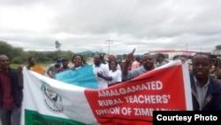 Abenhlanganiso yababalisi eyeAmalagamated Rural Teachers Union of Zimbabwe-ARTUZ.