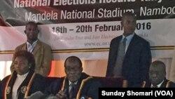 Tume ya uchaguzi wa urais nchini Uganda