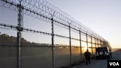 En 2009 EE.UU. reforzó la zona fronteriza con México ante el incremento de la violencia de los carteles de la droga.