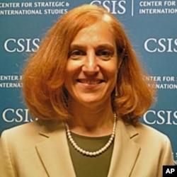 """美国华盛顿著名智库""""战略与国际研究中心""""资深研究员葛来仪"""