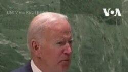 «Ми не прагнемо нової холодної війни», - президент США Джо Байден в ООН. Відео