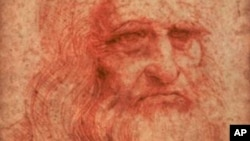 A self-portrait of Leonardo da Vinci