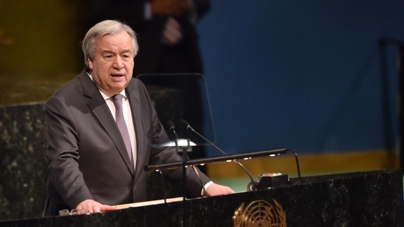 """Le chef de l'ONU appelle """"à la plus grande retenue"""" au Sahara occidental"""