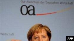 Thủ tướng Merkel nói khối các nước sử dụng đồng euro sẽ vượt qua được cơn khủng hoảng nợ và không có thành viên nào có nguy cơ phải xin hoãn nợ