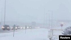 Snijeg u Denveru