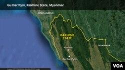 Gu Dar Pyin, Rakhine State, Myanmar