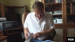Український експерт Тарас Чорновіл