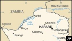 زمبابوے میں دو پاکستانی گرفتار