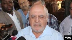 Ministro da Agricultura de Portugal Luís Capoulas Santos