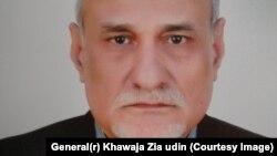 جنرل (ریٹائرڈ) خواجہ ضیا الدین — فائل فوٹو