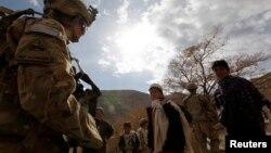 Američki vojnici u pokrajini Vardak