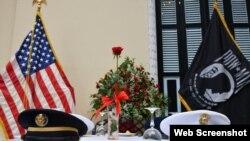 Ngày Tưởng niệm Tù binh và Người mất tích 20/09 tại Đại sứ quán Hoa Kỳ Hà Nội. Photo US Embassy Hanoi