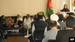 جریان نشست قضات ولایت هرات در حمایت از تصامیم لوی سارنوالی افغانستان