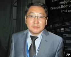 雅库特政府对外联络部长马克西莫夫