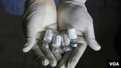 Trece farmacéuticas han prometido donar 14.000 millones de dosis de medicinas para combatir las enfermedades tropicales.