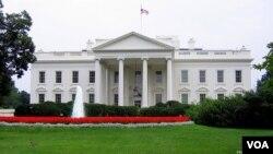 Gedung Putih di Washington, DC (foto: dok)