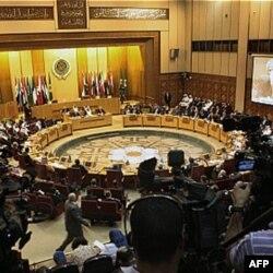Arab Ligasi Qohirada uchrashib, Suriya taqdiniri ko'rib chiqmoqda, 12-noyabr 2011