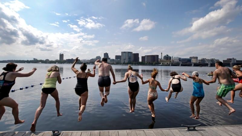Kota-Kota Upayakan untuk Kembalikan Sungai yang Dahulu Penuh Polusi untuk Kegiat