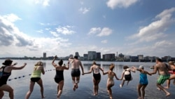 Quiz - Cities Aim to Make Once-Polluted Rivers Safe for Swimming