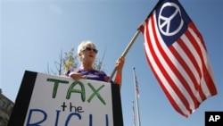 امریکی اخبارات سے: امریکی شہروں میں دولت کے ارتکاز کے خلاف مظاہرے