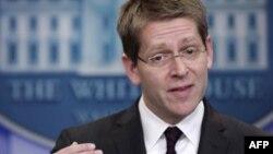 Phát ngôn viên Tòa Bạch Ốc Jay Carney nói cảnh báo cho thấy chính phủ Iran đang ngày càng bị cô lập