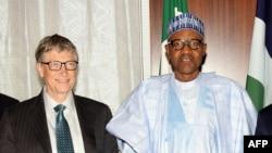 Bill Gate da Buhari