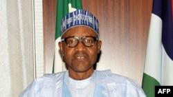 Shugaban Najeriya, Muhammadu Buhari