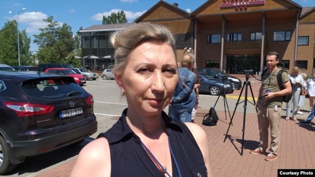 Социолог Анастасия Никольская