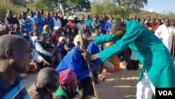 Umprofethi uthandazela usobhuku edamu leGaranyemba esabelweni seMatabeleland South ...