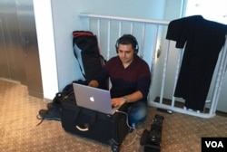 سیاوش علیپور، همکار فیلم بردار من.